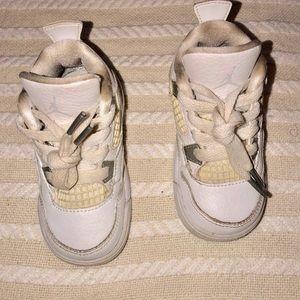 Air Jordan 4 Retro TD 'Pure Money